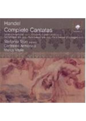 Handel: Complete Cantatas, Vol 2 (Music CD)