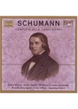 Schumann: Complete Piano Works (Music CD)