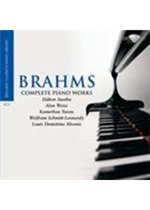 Brahms: Complete Piano Works (Music CD)