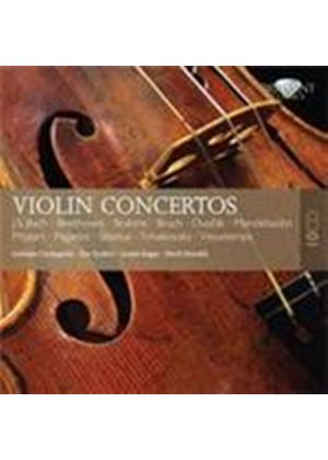 Violin Concertos (Music CD)