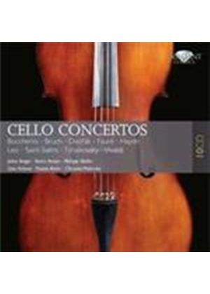 Cello Concertos (Music CD)