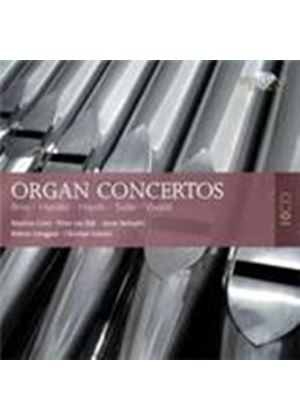 Organ Concertos (Music CD)