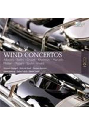 Wind Concertos (Music CD)