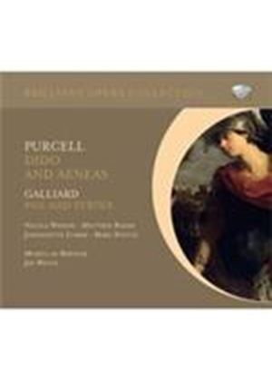 Galliard: Pan and Syrinx; Purcell: Dido and Aeneas (Music CD)