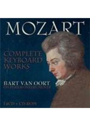 Mozart: Complete Solo Piano Works (Music CD)