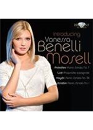 Introducing Vanessa Benelli-Mosell (Music CD)