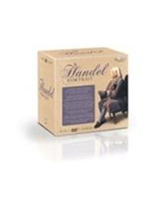 (A) Handel Portrait (Music CD)
