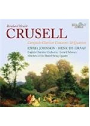 Crusell: Complete Clarinet Concertos (Music CD)