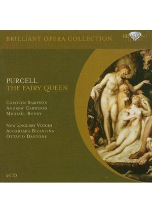 Purcell: The Fairy Queen (Music CD)