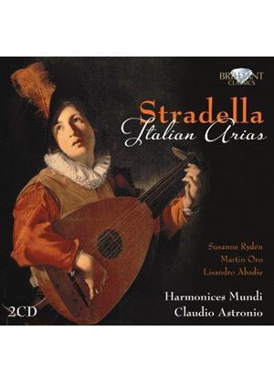 Stradella: Italian Arias (Music CD)
