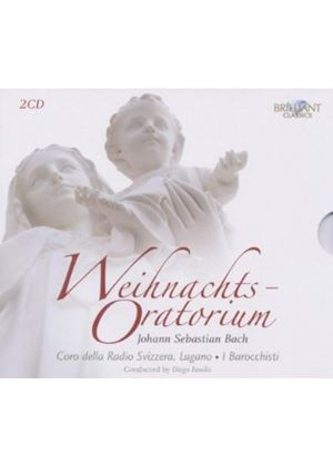 Lynne Dawson, Bernhard Land - Bach:Christmas Oratorio (Music CD)