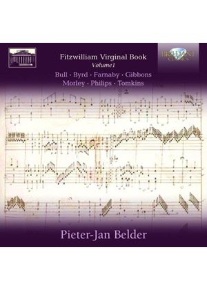 Fitzwilliam Virginal Book, Vol. 1 (Music CD)