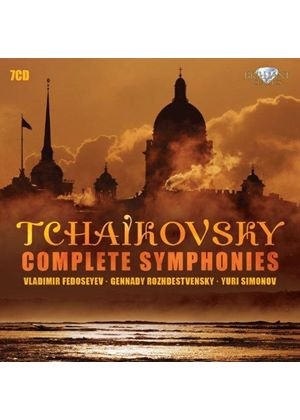 Tchaikovsky: Complete Symphonies (Music CD)