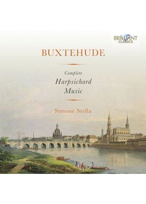 Buxtehude: Complete Harpsichord Music (Music CD)