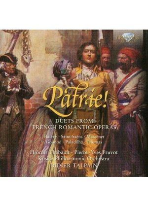 Patrie! Duets from French Romantic Opera (Music CD)
