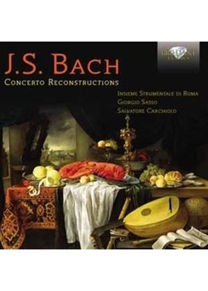 Bach: Concerto Reconstructions (Music CD)