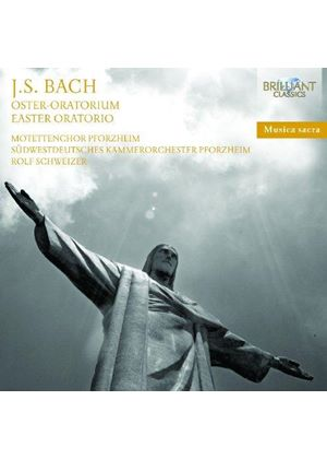 Bach: Oster-Oratorium (Music CD)