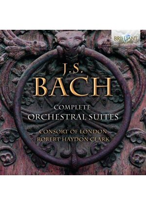 Bach: Mass in B minor, BWV 232 (Music CD)