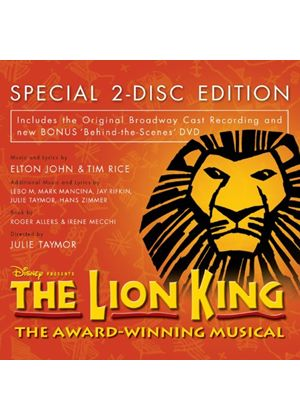 Original Broadway Cast - Lion King, The (Special Edition/+DVD)