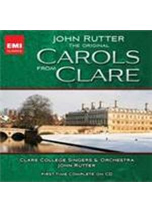 John Rutter - (The) Original Carols from Clare (Music CD)