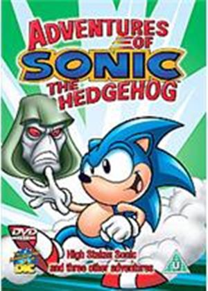Adventures Of Sonic The Hedgehog - High-stakes Sonic And Three Other Stories