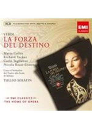 Verdi: (La) forza del destino (Music CD)