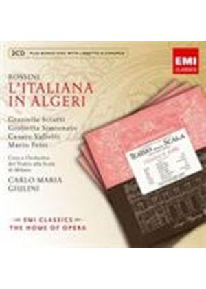 Rossini: (L')Italiana in Algeri (Music CD)