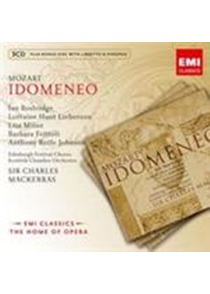 Mozart: Idomeneo (Music CD)