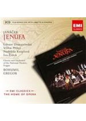 Janácek: Jenufa (Music CD)