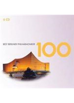 100 Best Berliner Philharmoniker (Music CD)