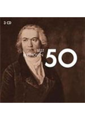 50 Best Beethoven (Music CD)
