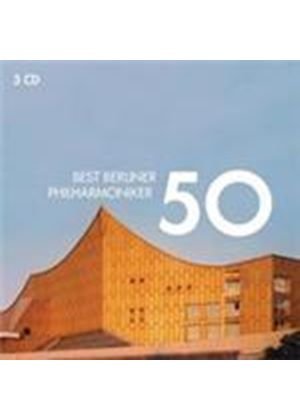 50 Best Berliner Philharmoniker (Music CD)