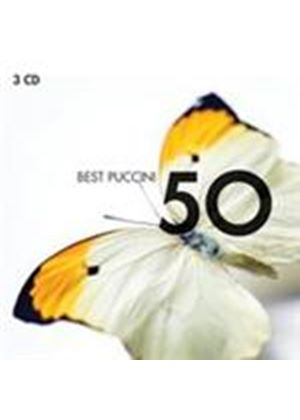 50 Best Puccini (Music CD)