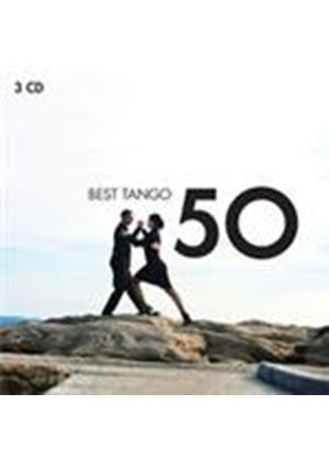 50 Best Tango (Music CD)