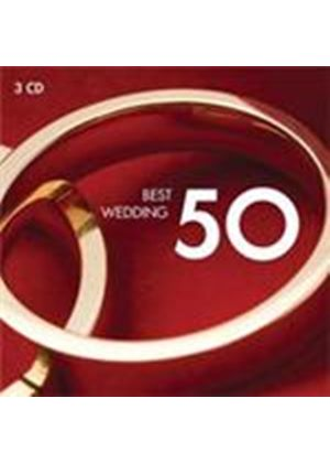 50 Best Wedding (Music CD)