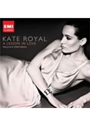 Kate Royal - (A) Lesson in Love (Music CD)