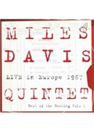 Miles Davis - Live in Europe 1967 (Best of the Bootleg, Vol. 1/Live Recording) (Music CD)