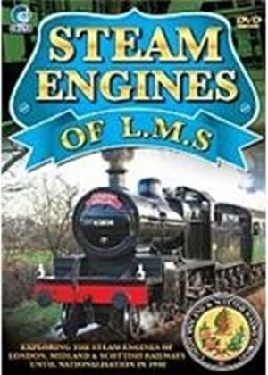 Steam Engines Of L.m.s.