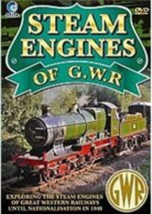 Steam Engines Of G.w.r.