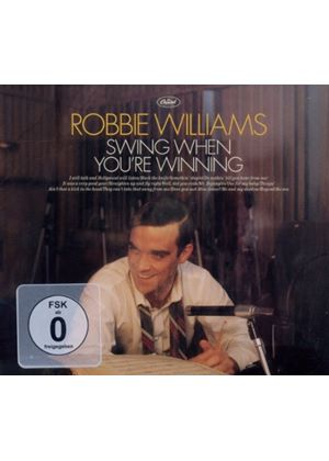 Robbie Williams - Swing When You're Winning (+DVD)