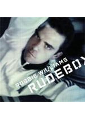 Robbie Williams - Rudebox (+DVD)