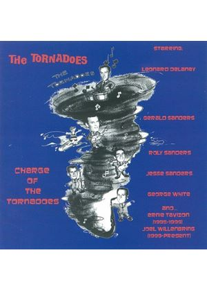 The Tornadoes - Charge Of The Tornadoes