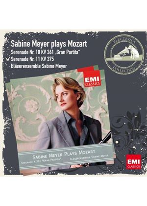 "Mozart: Serenades Nos. 10 ""Gran Partita"" & 11 (Music CD)"