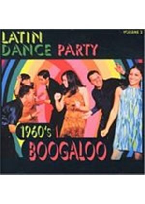 Various Artists - Latin Dance Party Vol 2 1960s Boogaloo (Music CD)