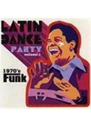 Various Artists - Latin Dance Party Vol.3 (1970's Funk)