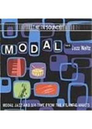 Various Artists - Modal And Jazz Waltz (Modal Jazz And 3/4 Time From The Atlantic Vaults)