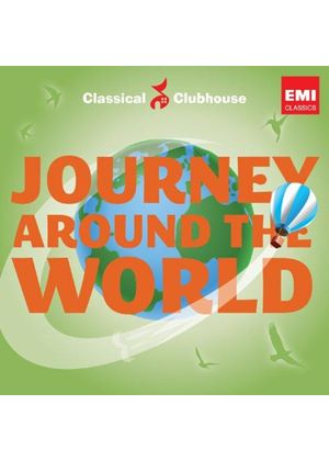 Journey Around the World (Music CD)