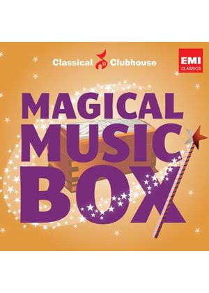 Magical Music Box (Music CD)
