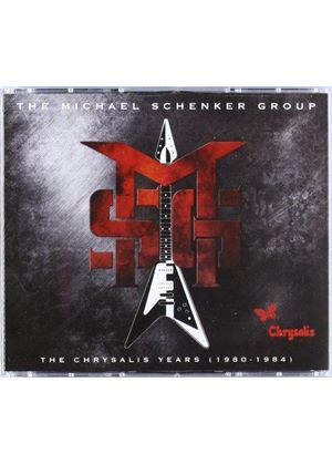 The Michael Schenker Group - The Chrysalis Years (1980-1984) (Music CD)