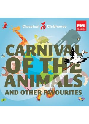 Carnival of the Animals and other favourites (Music CD)